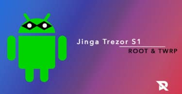 Install TWRP and Root Jinga Trezor S1