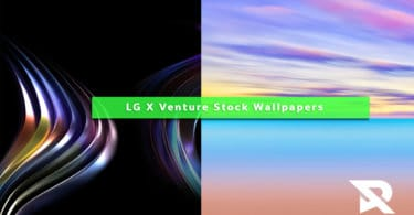LG X Venture Stock Wallpapers