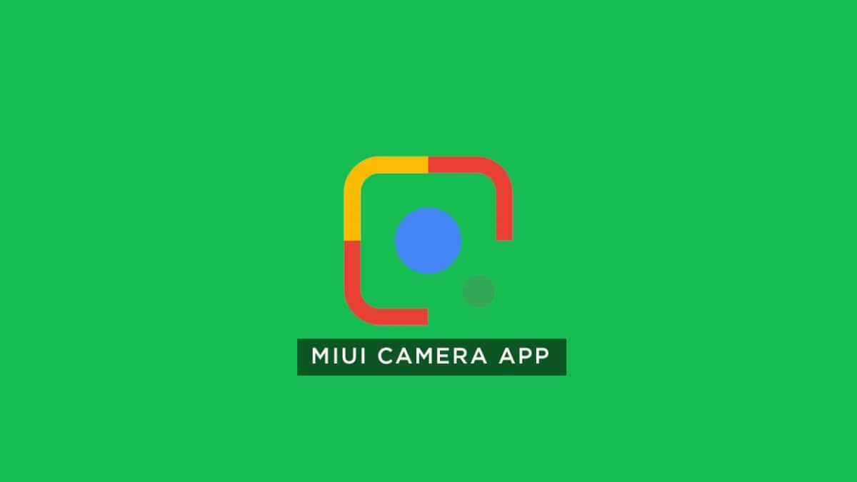 Latest MIUI Camera Apk for Any Android Devices