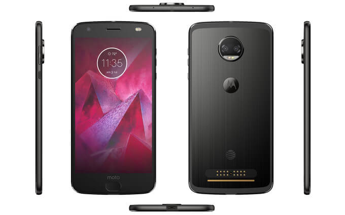 Download and Install NCX26.122-59-8 Oreo On T-mobile Moto Z2 Force (Android 8.0)
