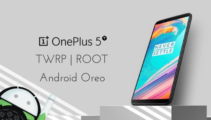 Root OnePlus 5T on Oreo
