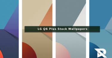 Download LG Q6 Plus Stock Wallpapers