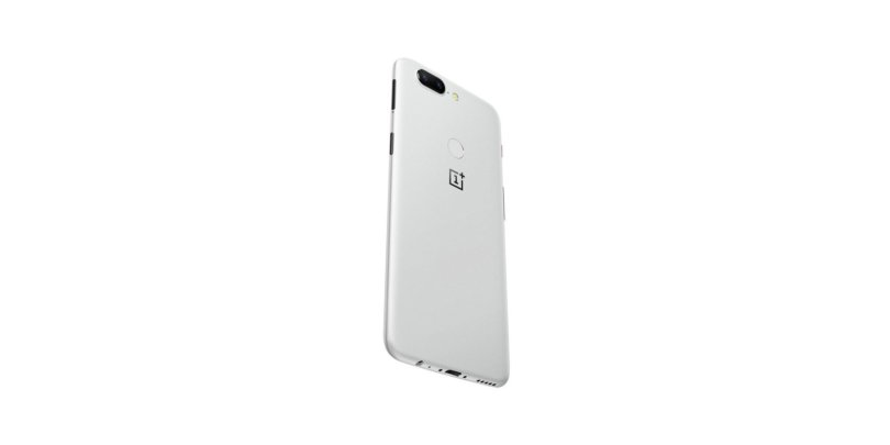 Download OnePlus 5T Sandstone White Stock Wallpapers