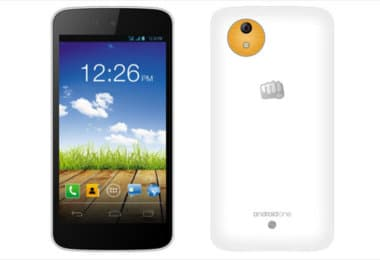 Lineage OS 15.1 On Micromax Canvas A1