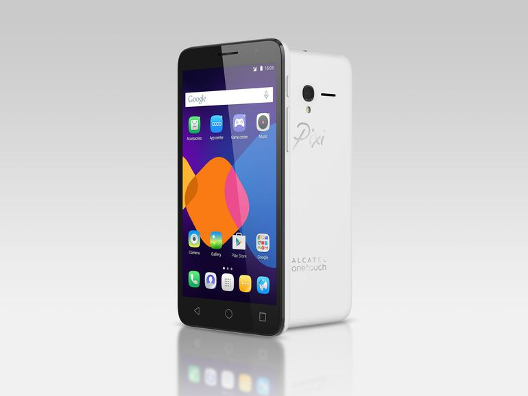 Lineage OS 14.1 On Alcatel Pixi 3 (5019D)