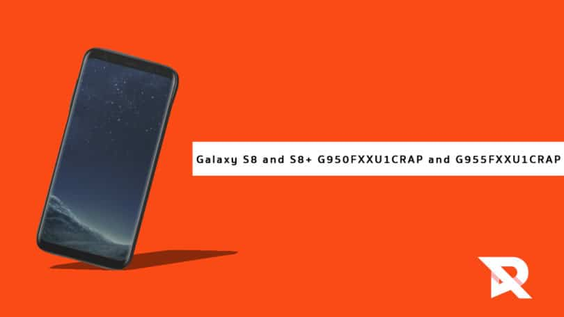 Galaxy S8 and S8+ get Android Oreo update build G950FXXU1CRAP