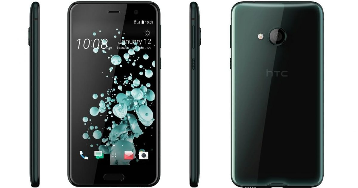 Root HTC U Play and Install TWRP