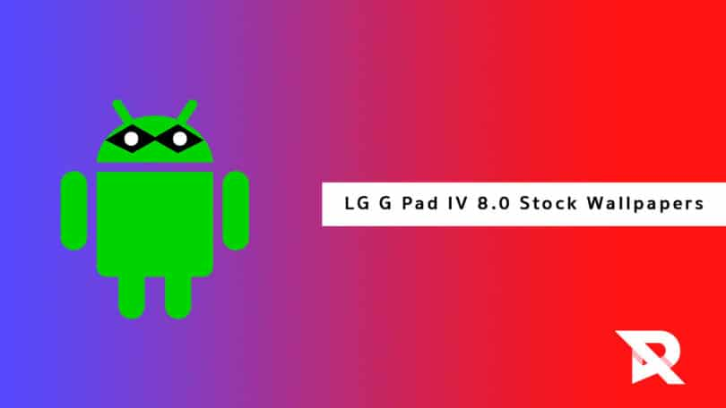 LG G Pad IV 8.0 Stock Wallpapers