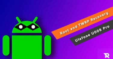 root Ulefone U008 Pro and Install TWRP Recovery