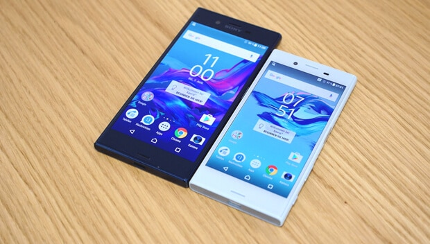 Xperia X and X Compact