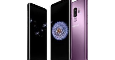 AT&T Galaxy S9 G960USQU1ARBI February 2018 Security Update