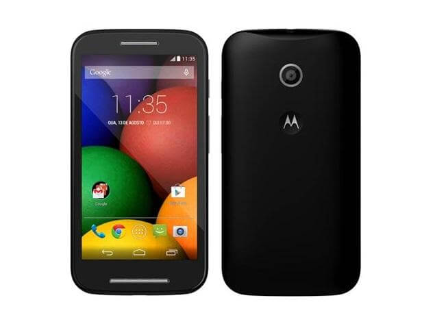 How To Update Moto E To Android 8.1 Oreo (1st Gen.)
