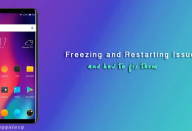 Fix Elephone Smartphones Restarting and Freezing Problem