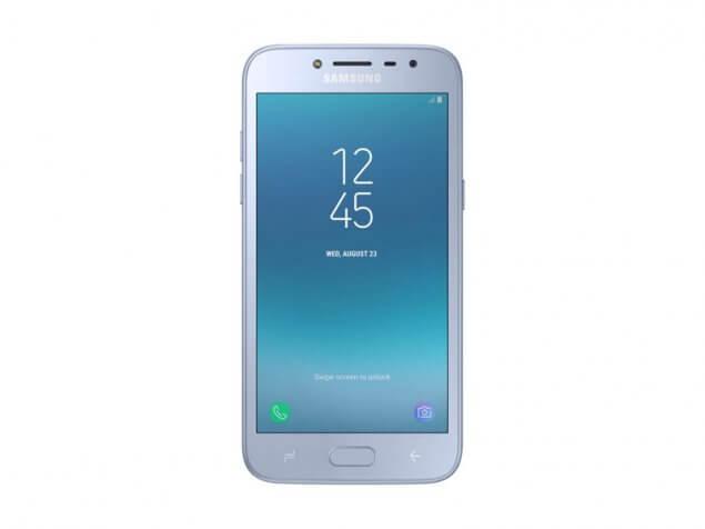 Galaxy J2 Pro J250MUBU1ARA2 January 2018 Security Patch OTA Update