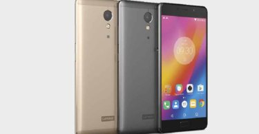 Update Lenovo P2 to Android 8.1 Oreo via AOSPExtended Oreo ROM