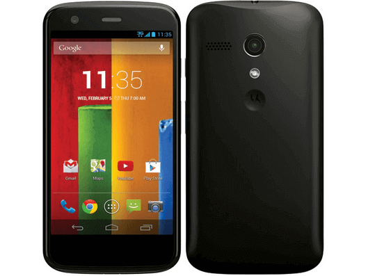 Lineage OS 15.1 On Moto G 2013 | Android 8.1 Oreo