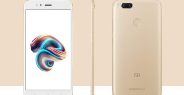 Install AICP OS On Xiaomi Mi A1 (Android 7.1.2 Nougat)