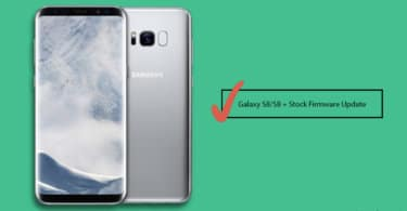 Download G950FXXU1CRB9 and G955FXXU1CRB9 February 2018 Security Update On Galaxy S8 and S8+