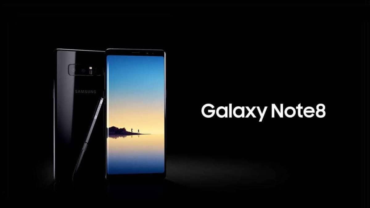 AT&T Galaxy Note 8 SM-N950U N950USQU3CRBB Oreo Firmware (Leaked)