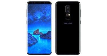 AT&T Galaxy S9 Plus G965USQU1ARBI February 2018 Security Update