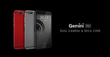 Ulefone Gemini Pro Official Android Oreo 8.0/8.1 Update