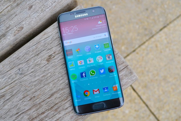 Resurrection Remix Oreo on Galaxy S7 edge