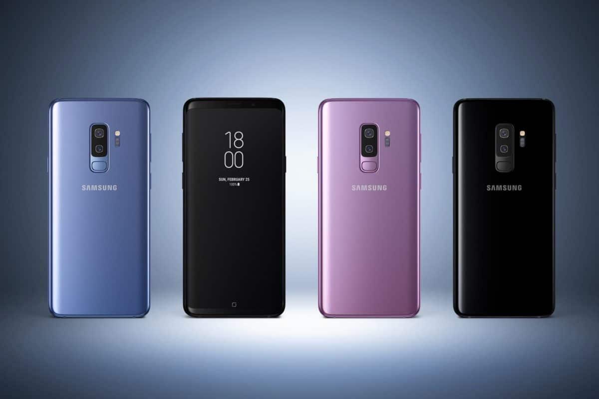 Download T-Mobile Galaxy S9 Plus G965USQU2ARC6 March 2018 Security PatchOTA Update