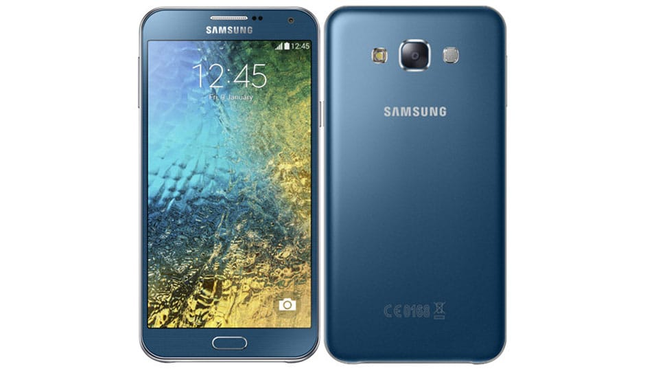 Root Samsung Galaxy E7 and Install TWRP Recovery