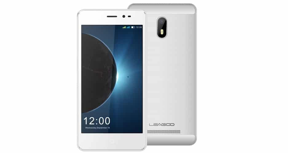 Root Leagoo Z6 and Install TWRP Recovery