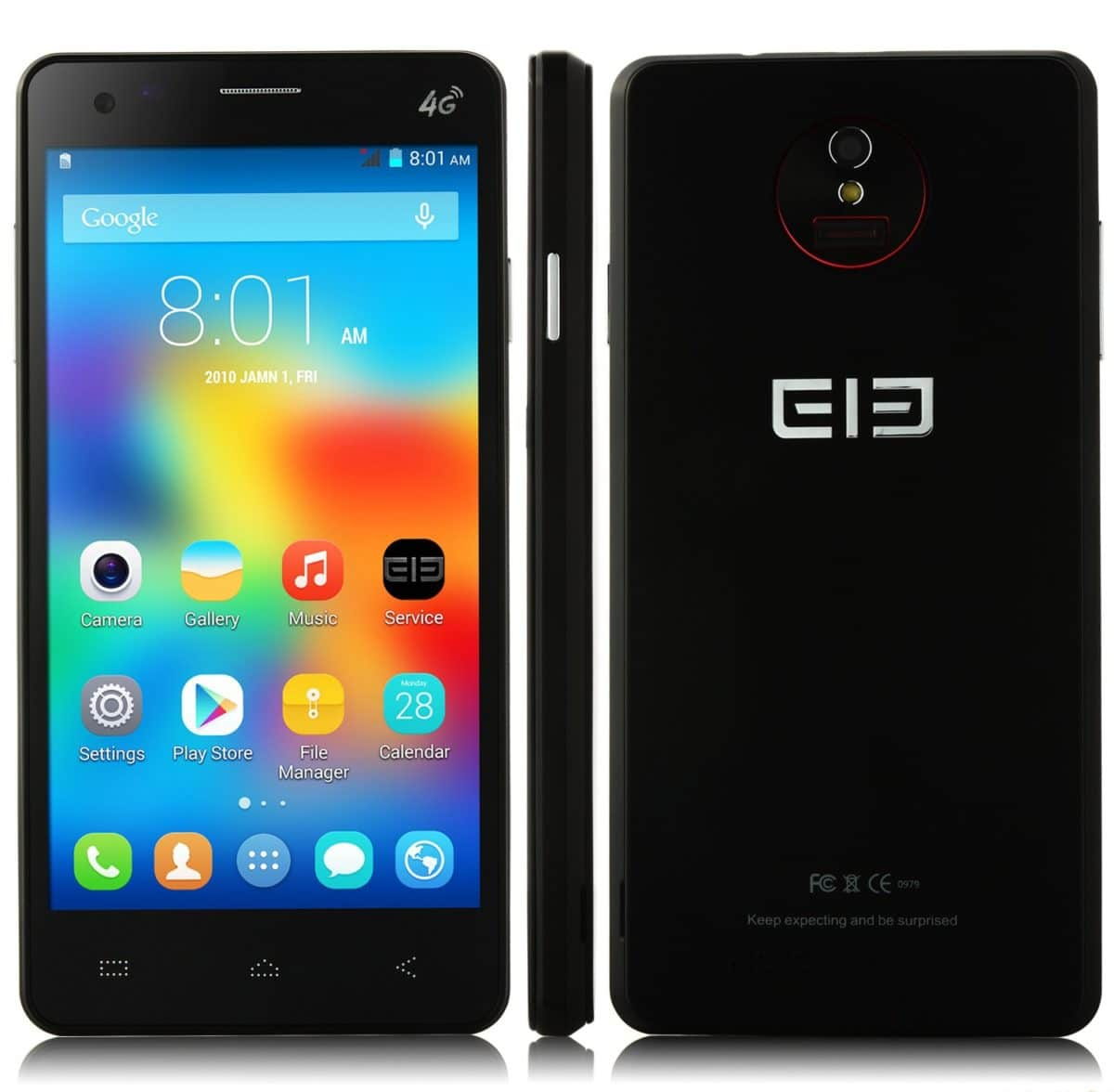 List of Elephone Devices Getting Official Android 9.0 (P)