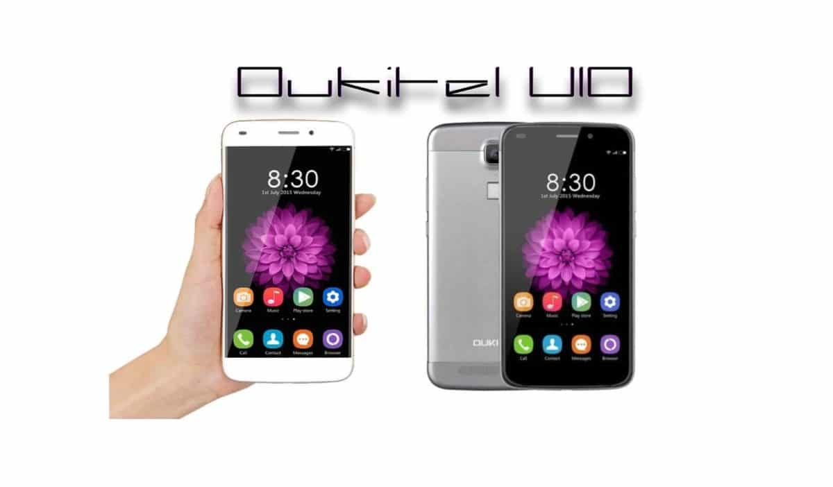 How to root Oukitel U10 and Install TWRP Recovery