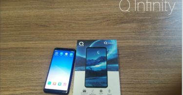 root Qmobile Q Infinity and install TWRP Recovery