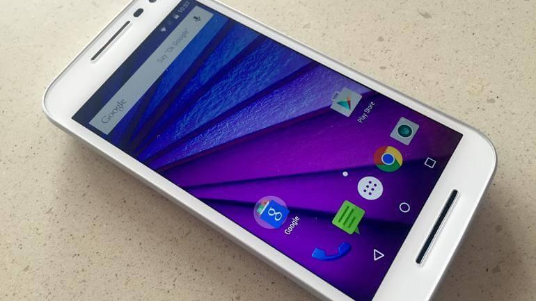 Install Resurrection Remix Oreo on Moto G 2015 (Android 8.1)