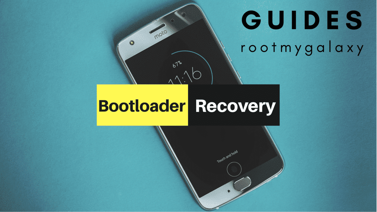Enter into Bootloader and Recovery Mode On Moto G6/G6 Plus (Stock/Custom)