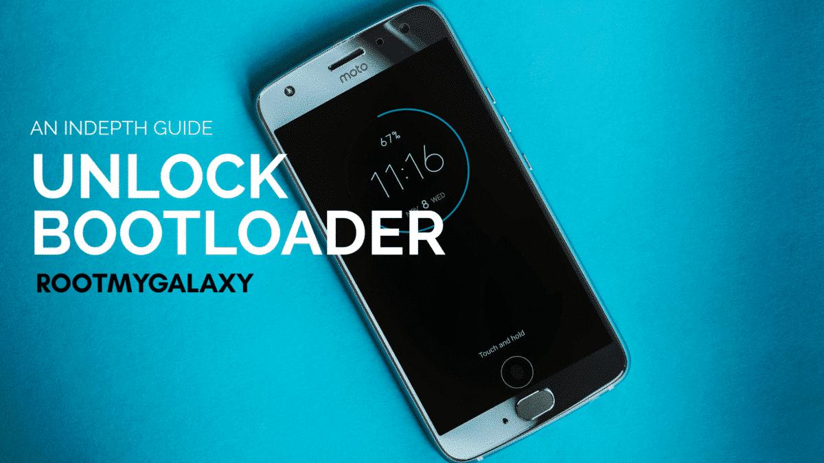 Unlock Bootloader of Moto G6 and Moto G6 Plus