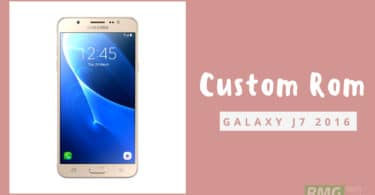 Android 8.1 Oreo On Galaxy J7 2016 with CarbonRom