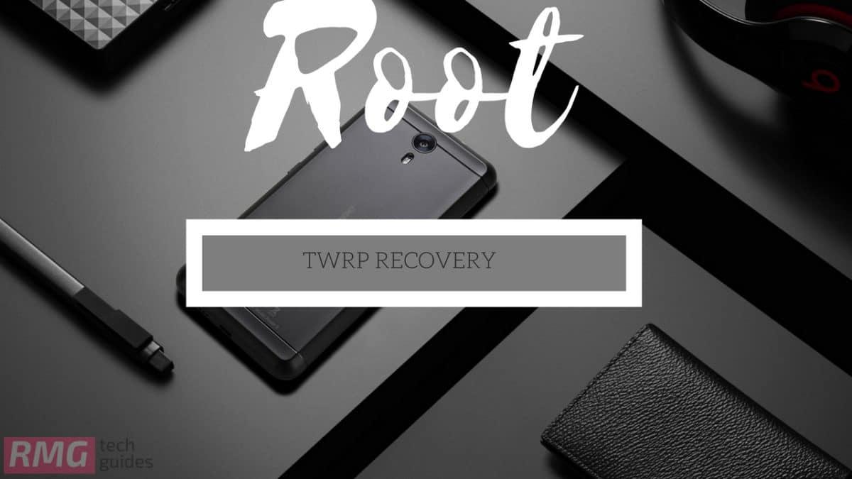 Install TWRP and Root Leagoo KIICAA Power