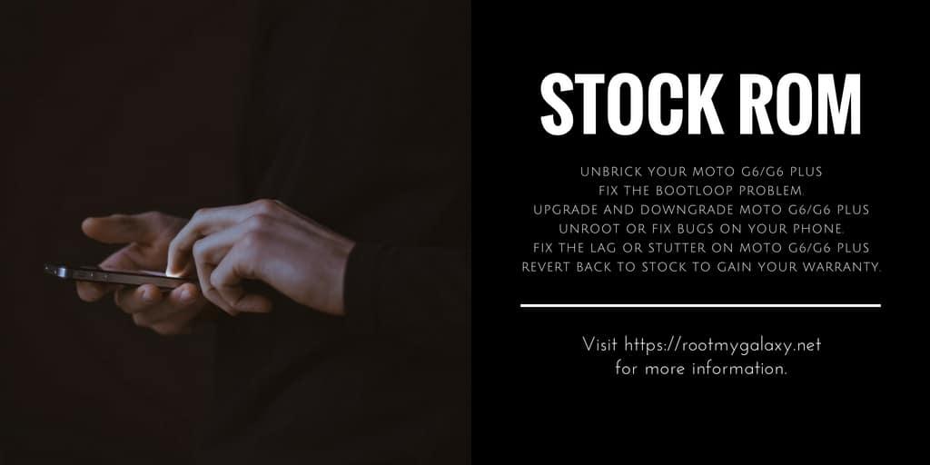 benefits of stock rom