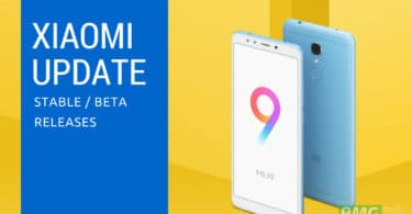 Download and Install Redmi Note 5 MIUI 9.5.9.0 Global Stable ROM