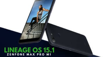 Lineage OS 15.1 On ZenFone Max Pro M1 (Android 8.1 Oreo)