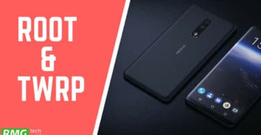 Root Nokia 8 Sirocco and Install TWRP Recovery