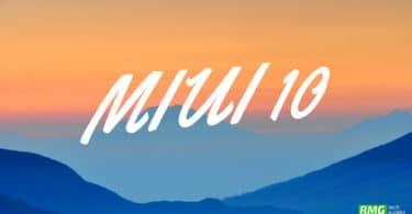 Download / Install MIUI 10 Beta Update For Xiaomi Mi 5 (v8.6.21)