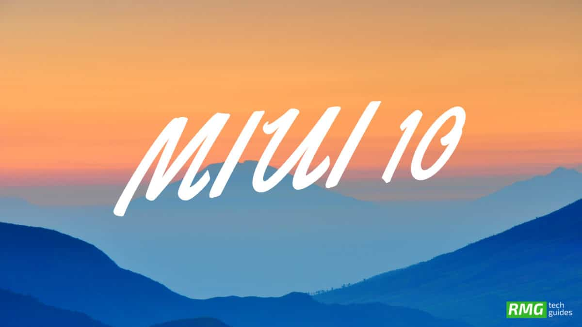 Download and Install MIUI 10 Beta Update For Xiaomi Redmi Note 4 (v8.6.22)