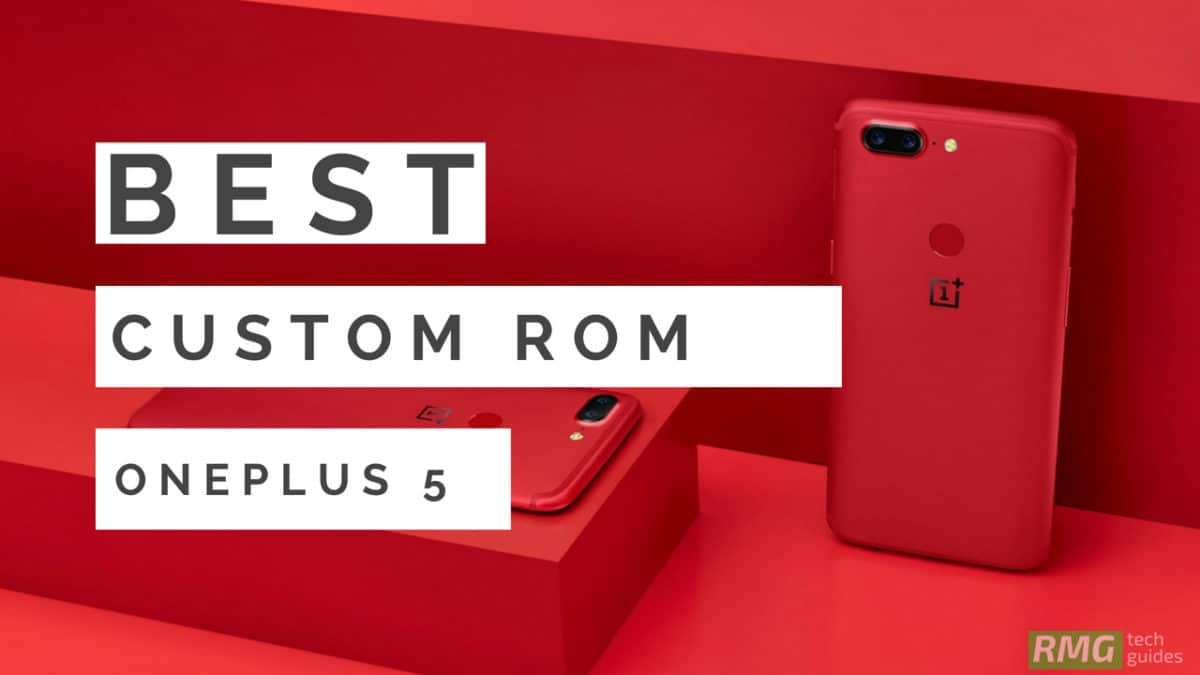 Download and Install Flyme OS 6 On OnePlus 5T