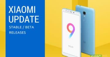 Download Redmi 5 Plus MIUI 9.6.2.0 Global Stable ROM