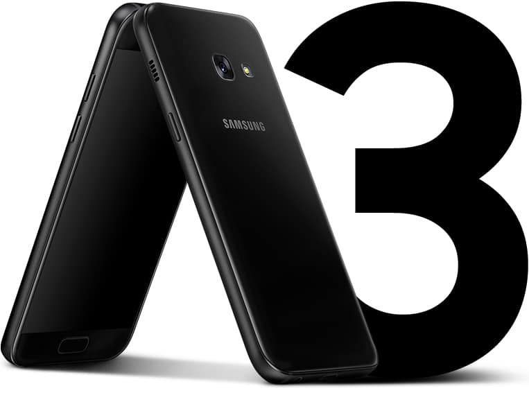 Download Galaxy A3 2017  A320FLXXU2CRE3 June 2018 Security Update