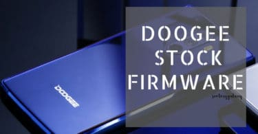 Download and Install Stock ROM On Doogee Y300 [Official Firmware]