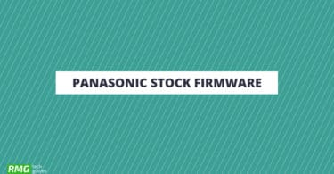 Download and Install Stock ROM On Panasonic P65 [Official Firmware]