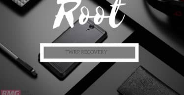 Root QCong Metal and Install TWRP Recovery