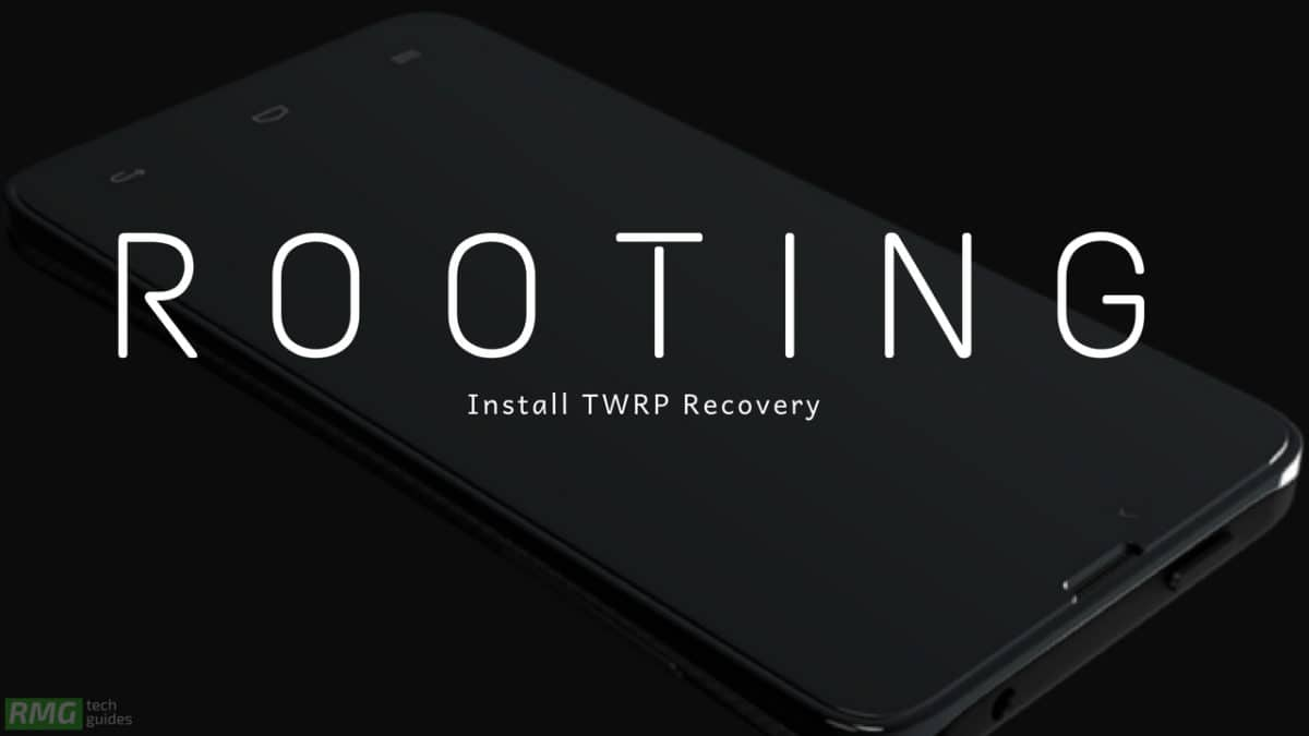 Root BMXC K900 and Install TWRP Recovery